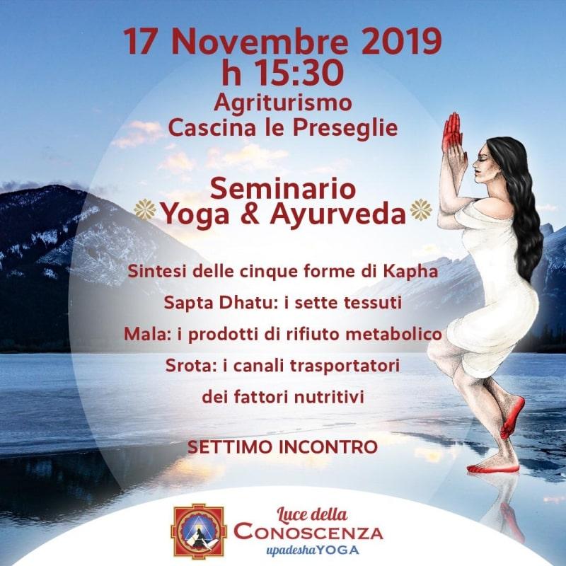 IMG-20191111-WA0005 Ayurveda seminario Inaugurazione del secondo corso semestrale